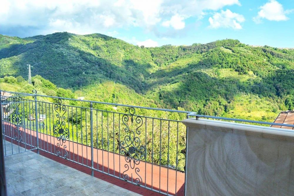 Divvietīgs numurs, balkons - Balkons