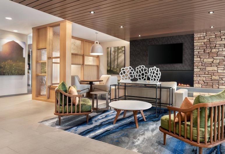 Fairfield Inn & Suites by Marriott Milwaukee West, Милуоки, Вестибюль