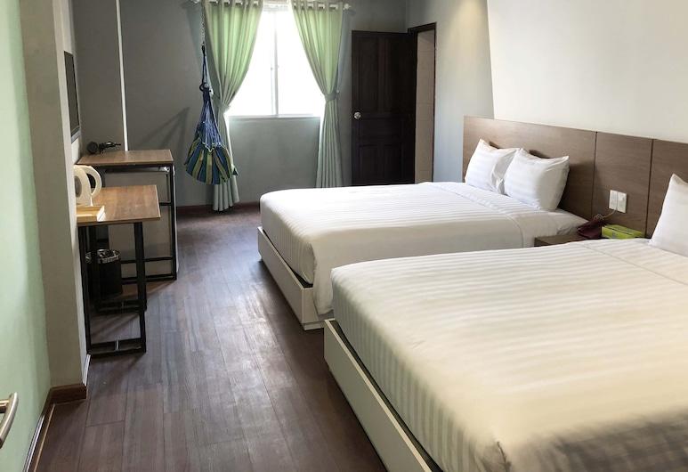 摩卡酒店, 胡志明市, 家庭客房, 客房