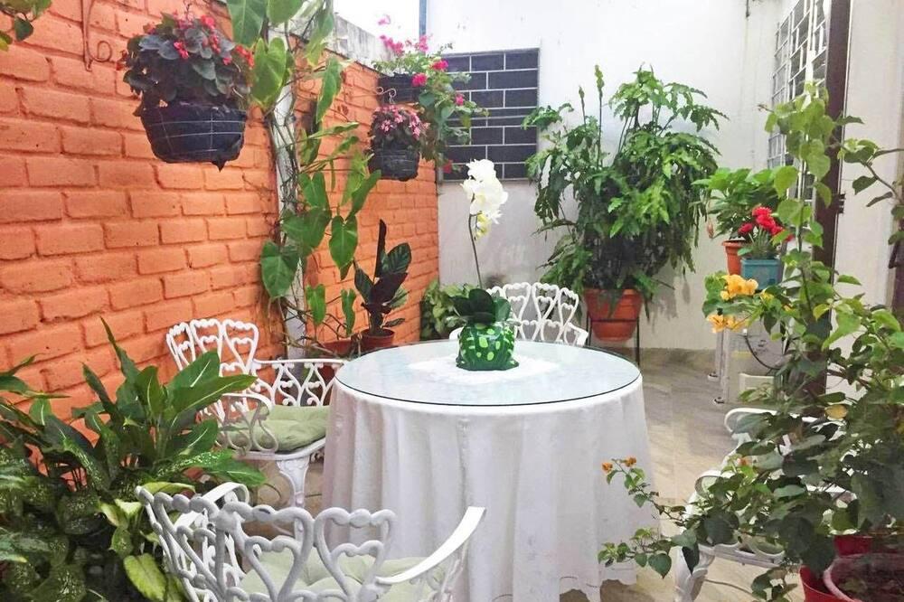 Business Double Room, Terrace, Garden View - Terrace/Patio