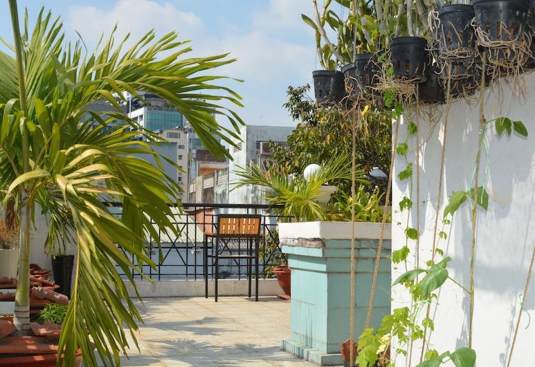 Hoi An Alley District 1 - Central Park, Ho Chi Minh City, Terrace/Patio