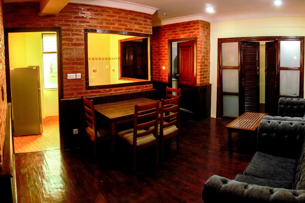 Japanese Suite - Living Area