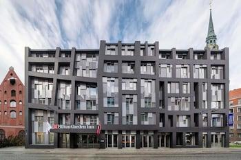 """Naktsmītnes Viesnīca """"Hilton Garden Inn Vecrīga"""" attēls vietā Rīga"""