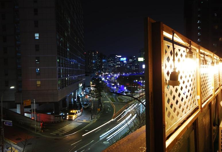 Jin Cozy House, Seula, Paaugstināta komforta māja, Terase/iekšējais pagalms