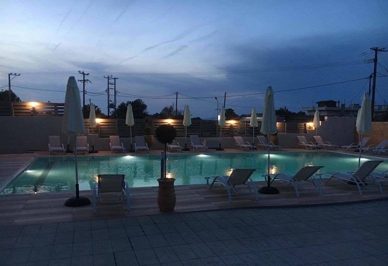 IVORY HOTEL, Rodosz, Beltéri/kültéri medence