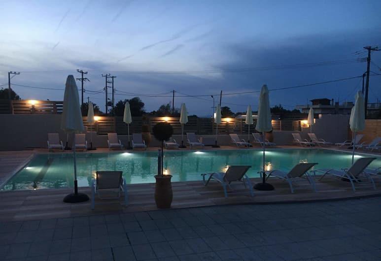 IVORY HOTEL, Rhodes, Kolam Tertutup/Terbuka