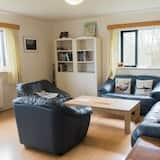 基本客房, 2 張單人床, 山景 - 客廳