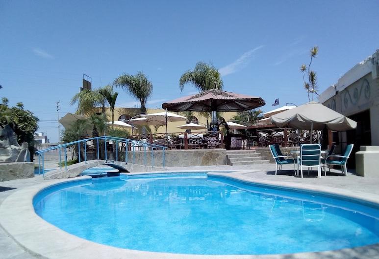 El Otro Sitio, Sunampe, Açık Yüzme Havuzu