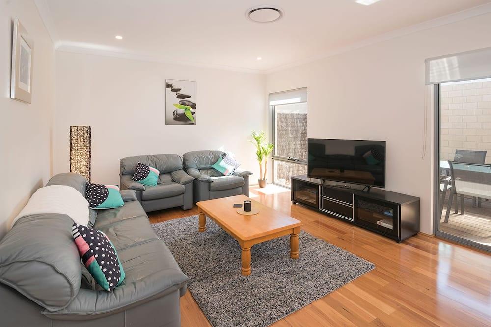 Familienhaus, 3Schlafzimmer - Wohnbereich