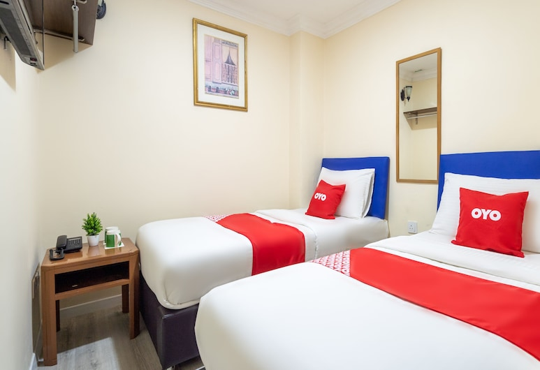 OYO 89711 Hentian Hotel Kajang, Kajang, Standard Twin Room, Guest Room