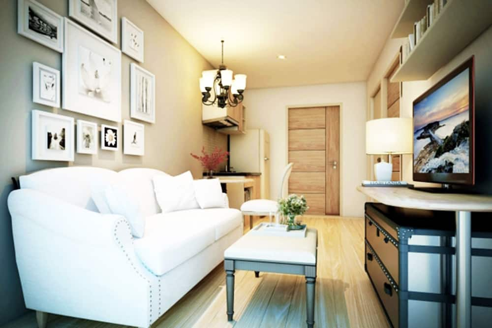 One Bedroom Apartment - Stue