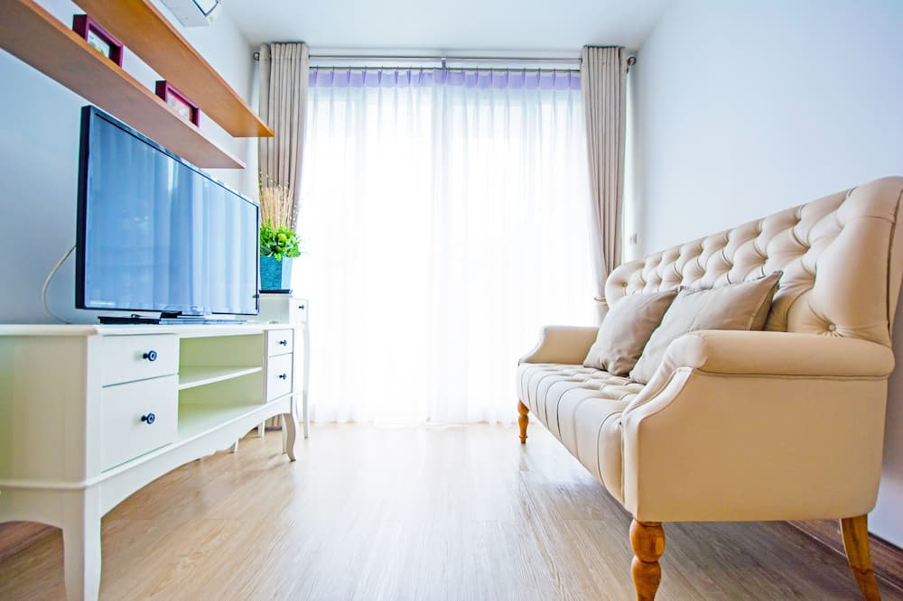 One Bedroom Apartment - Oppholdsområde