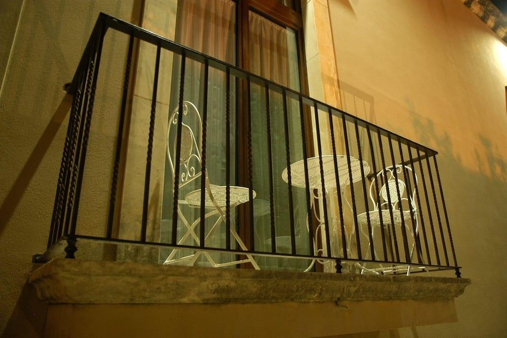 Deluxe Double Room, Balcony, Partial Sea View (Nespolo) - Balcony