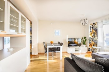 Selline näeb välja Go Happy Home Apt Lastenkodinkatu 7, Helsingi