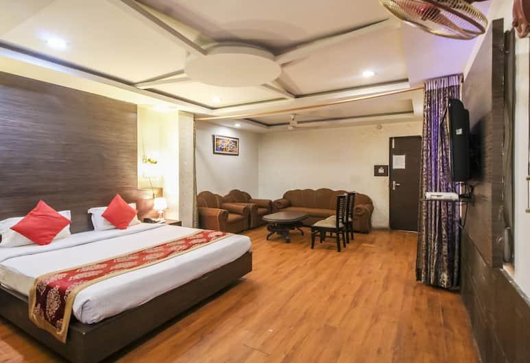 Monarch Inn, Lucknow, Chambre Premium, Chambre