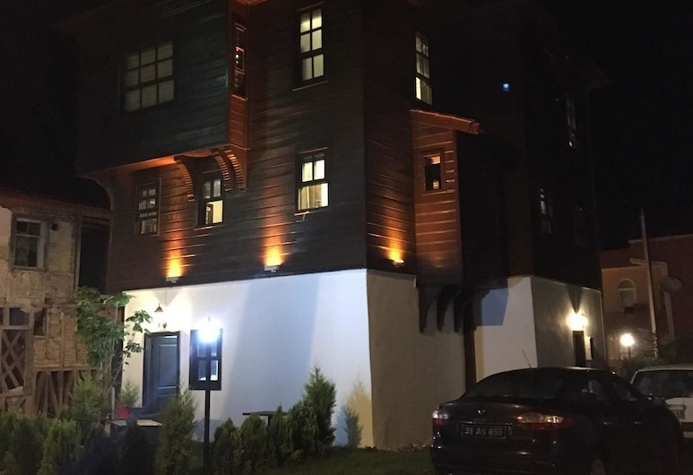Konak Butik Otel, Vize