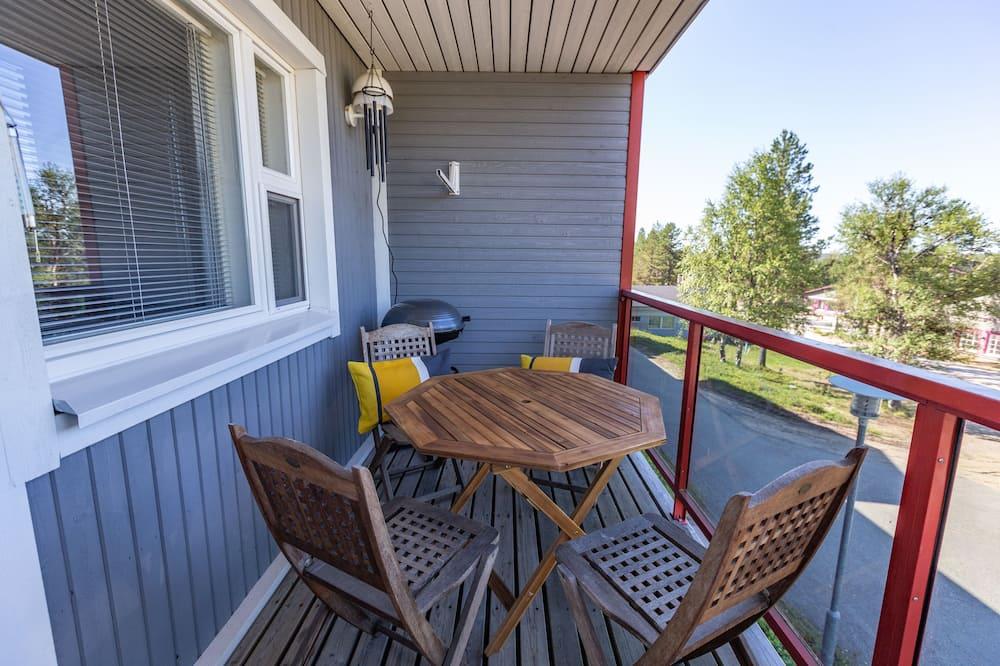 標準套房, 2 間臥室, 三溫暖 (22-25) - 陽台
