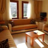 Rodinná štvorposteľová izba - Obývacie priestory