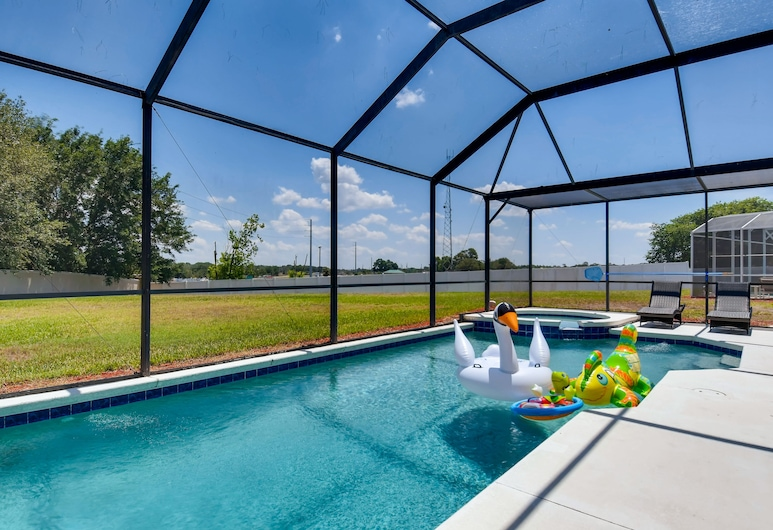 6BR Windsor Palms Home by FS FL VH-8036, Kissimmee