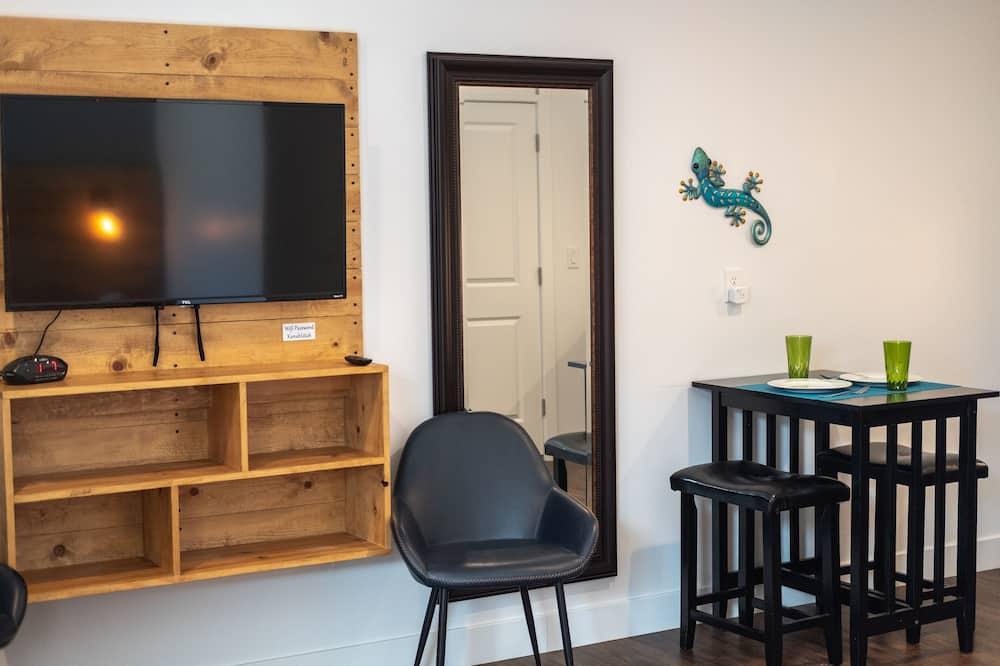 特色開放式客房, 1 張特大雙人床 - 客房餐飲服務