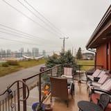 Четырехместный номер - Вид с балкона