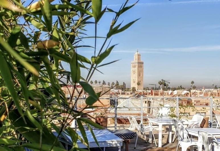 Zwin Zwin Boutique Hôtel & SPA , Marrakech, View from Hotel