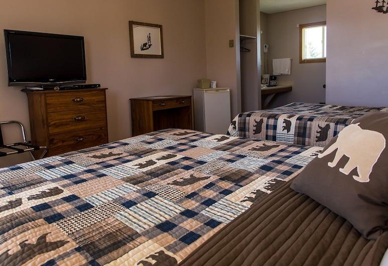 Bear Tracks Inn, Nortern Brus Peninsula, Standartinio tipo dvivietis kambarys, Svečių kambarys