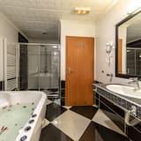Căn hộ Deluxe - Bồn tắm spa riêng