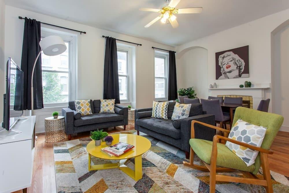 Rittenhouse Retreat - 3 Bedroom Apt in City Center