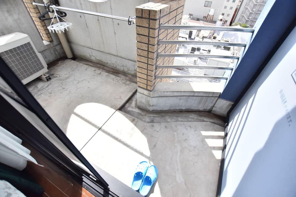 Apartment (Bloom Nagahori 801) - Lanai