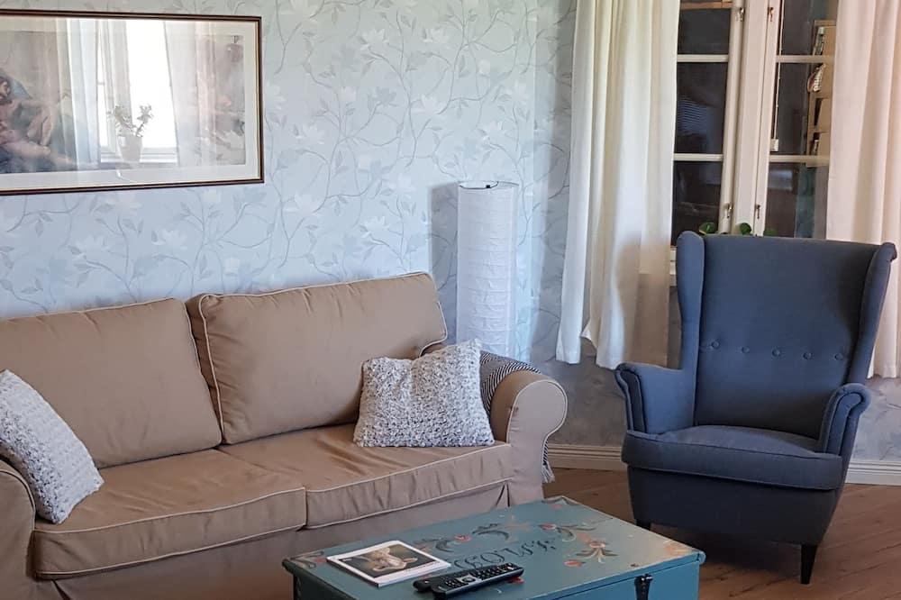 Condominio familiar (1600-tal) - Sala de estar