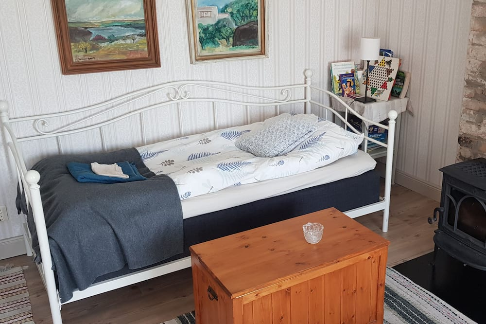 Cabaña (Hälsingestugan) - Sala de estar