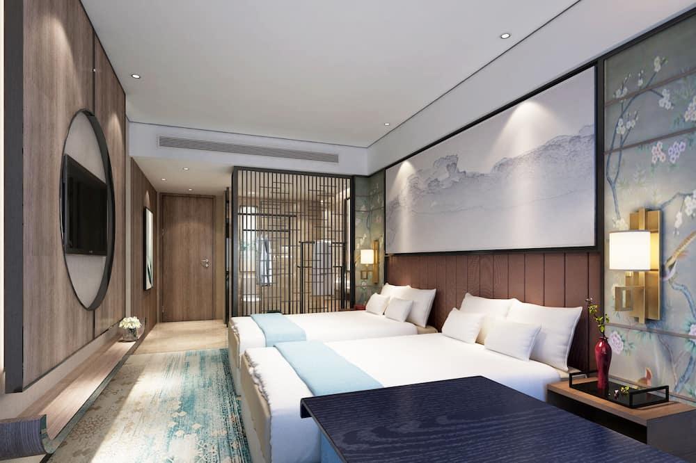 智慧雙床房 - 客房