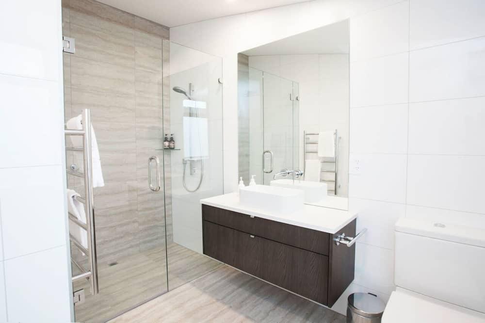 apartman, 6 hálószobával, nemdohányzó - Fürdőszoba