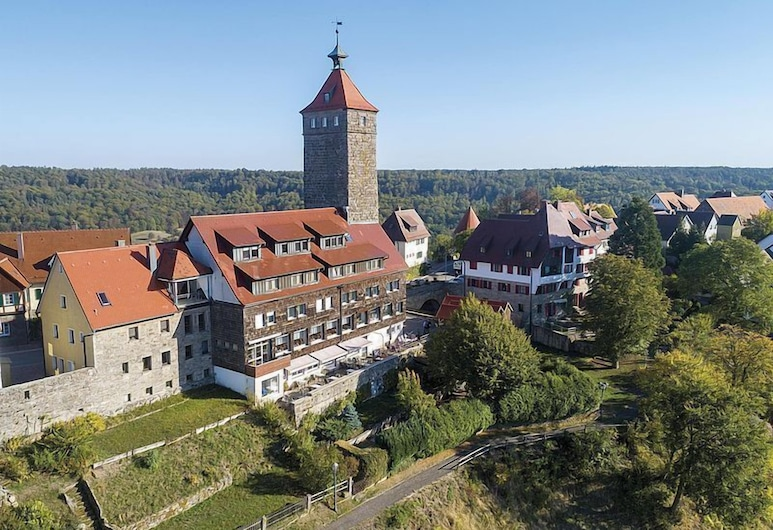 Hotel Bergfried, Waldenburg (Baden-Wuerttemberg)