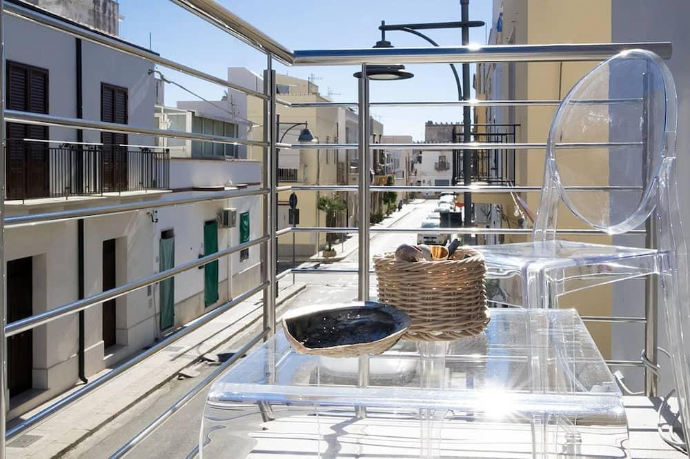 Kamar Quadruple (Perla) - Balkon