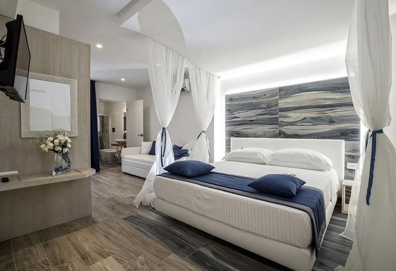 Il Mare Dentro Rooms, San Vito Lo Capo, Quadruple Room (Acqua), Guest Room