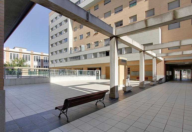 Pacifico Beach Suites, Málaga, Voorkant van de accommodatie