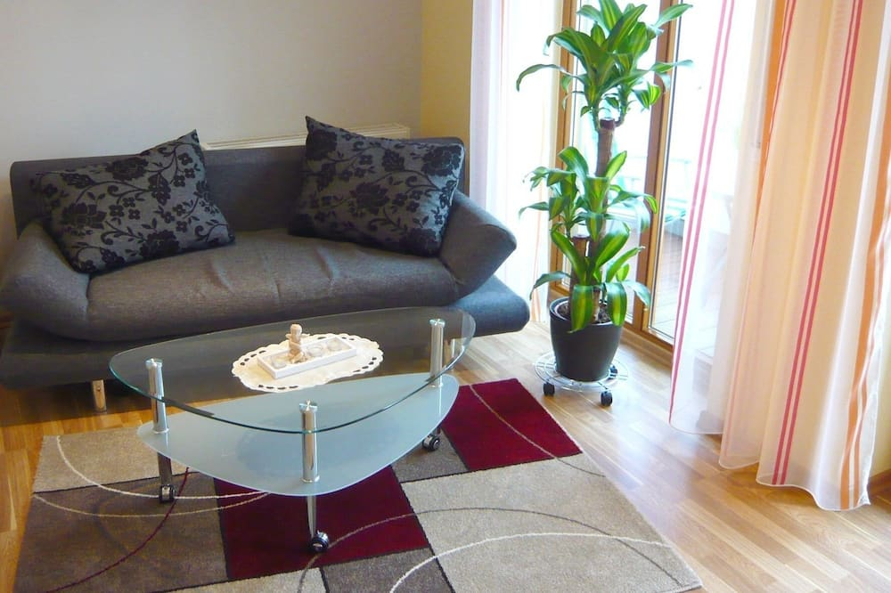 Apartamento - Zona de estar