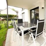 Lejlighed - stueetage - Terrasse/patio