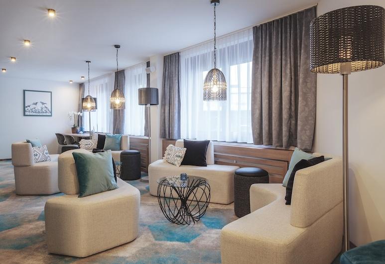 โรงแรมโนวุม ซิตี้ นอร์ด, ฮัมบูร์ก, ล็อบบี้