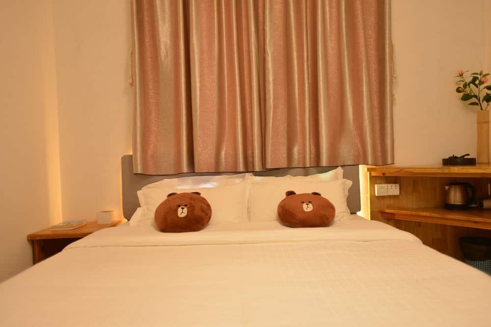Двухместный номер «Комфорт» с 1 двуспальной кроватью - Номер