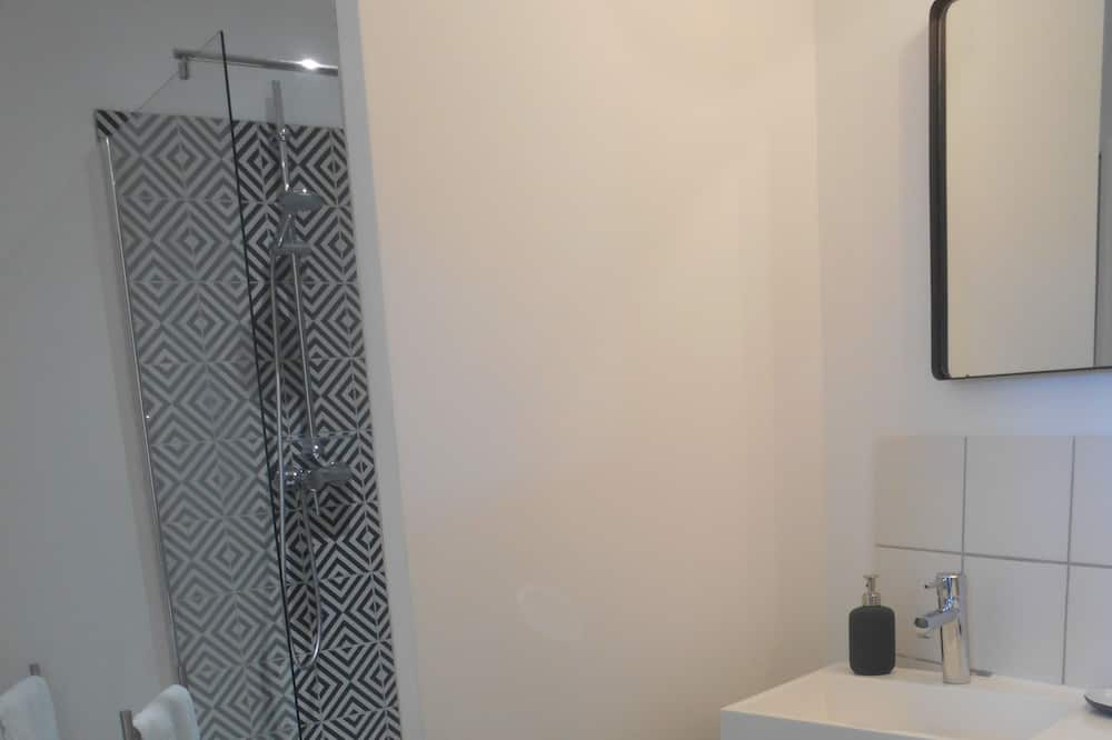 ห้องคอมฟอร์ทสวีท, วิวสวน (Perle de Corail) - ห้องน้ำ