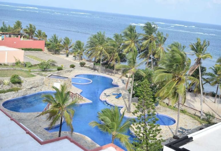 Blissful Beach Apartment, Mombasa, Bassein