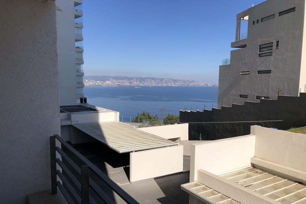 Comfort Apartment, Sea View - Balcony