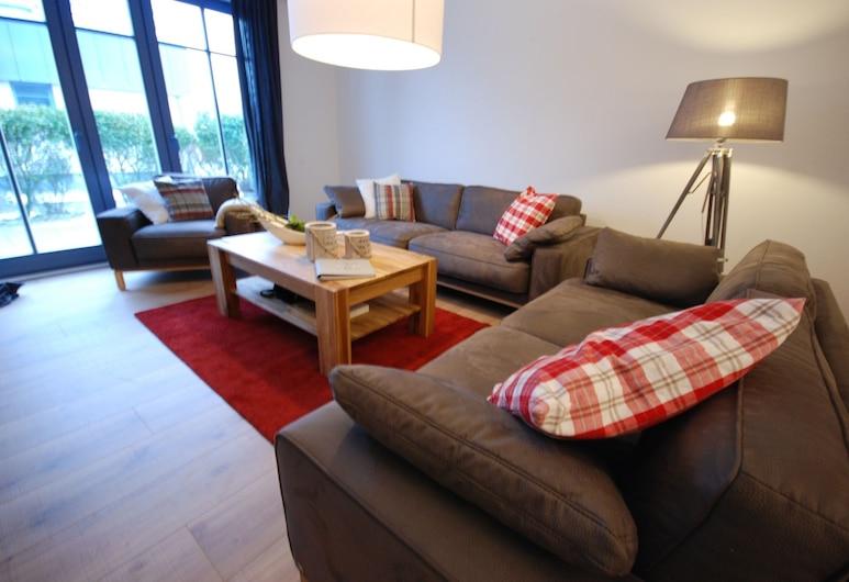 Ferienhaus Seeschwalbe, Langeoog, House, Living Area