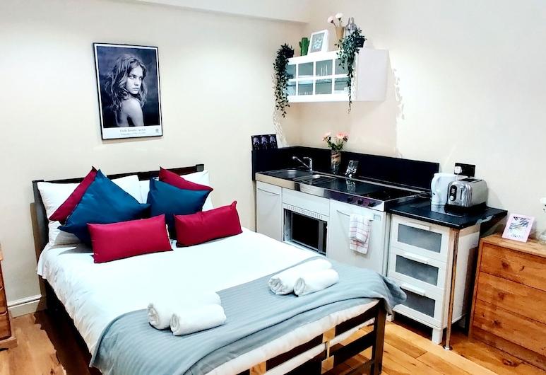 白色羅爾住宅酒店, 倫敦