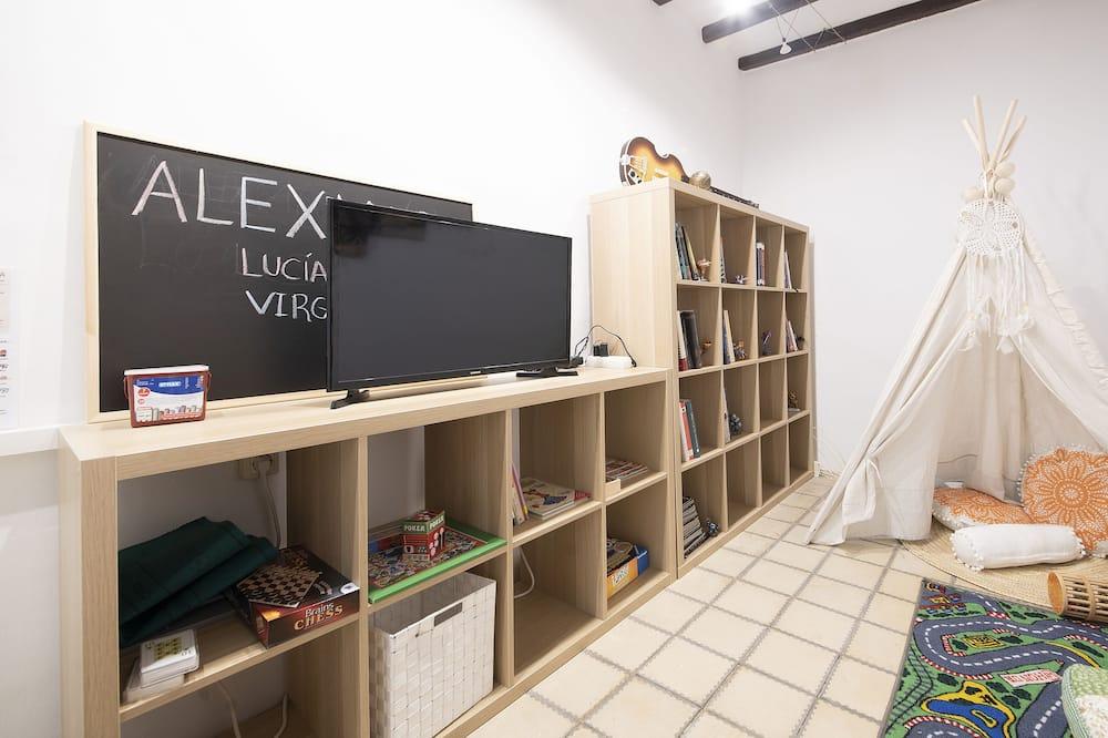 Apartment, 3Schlafzimmer - Kinder-Themenzimmer