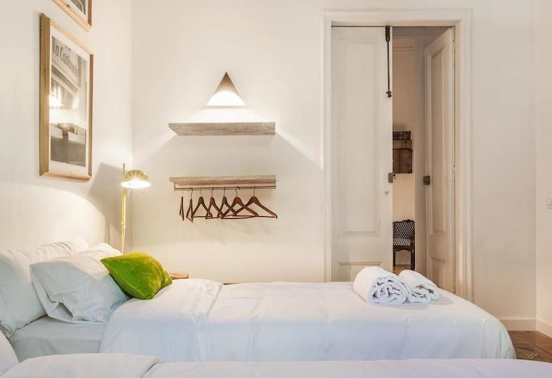 Factory Suites Barcelona, Barcelona, Quarto duplo, Vista para a cidade, Quarto