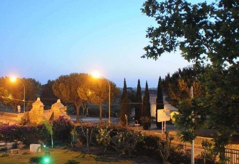 B&B Villa Anna, Castelvetrano, Garden